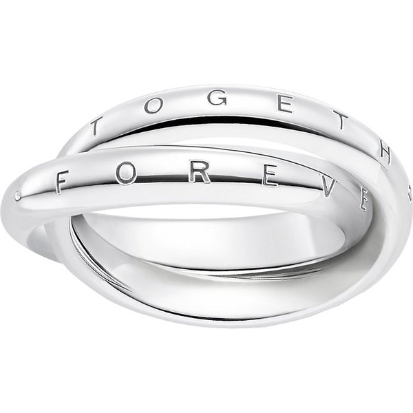 3244a7bde17cc8 Gucci Icon hammered 18ct white gold ring