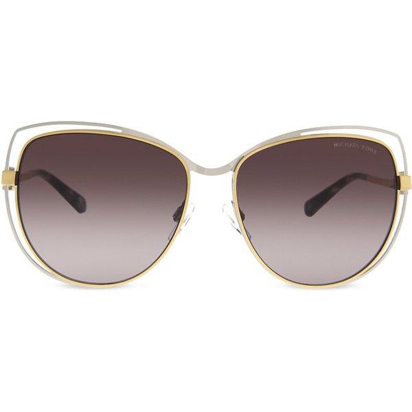 a3a0441bfb6 Michael Kors MK1013 Audrina I cat eye-frame sunglasses