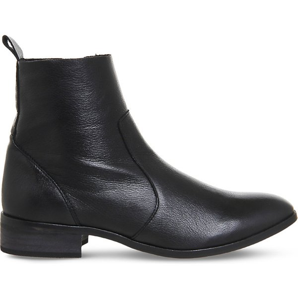 OFFICE | Office Ashleigh leather ankle boots | Goxip