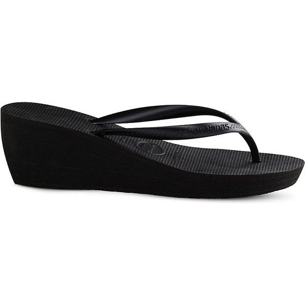 00d19da3e052fa Havaianas High Fashion Poem Wedge Sandals