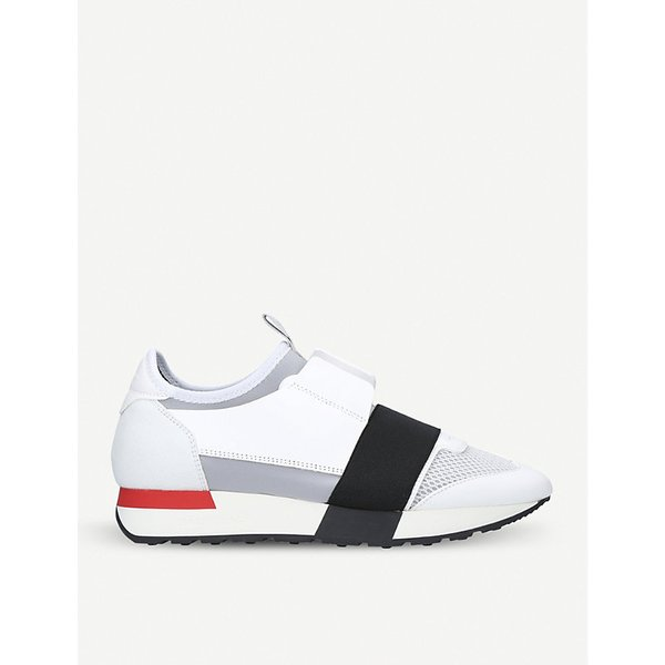 f8161fdcbec0 BALENCIAGA Race Runners leather