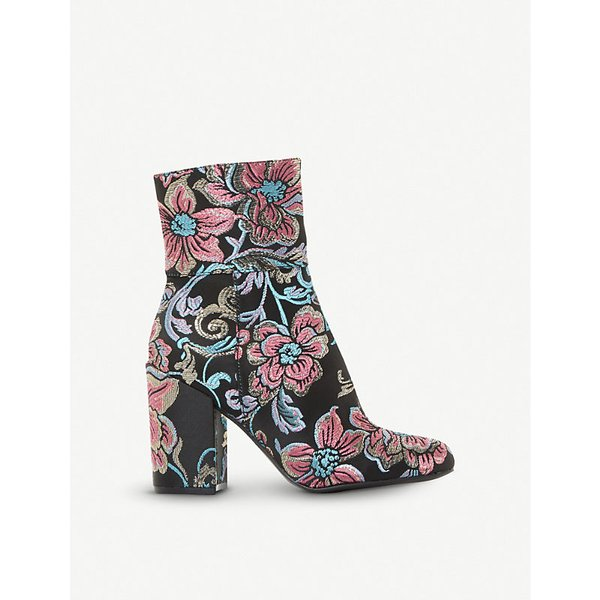 1ed61353340 STEVE MADDEN Goldie brocade ankle boots