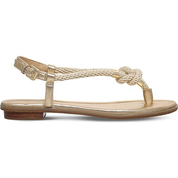 And SandalsGoxip Indonesia Rope Kors Leather Holly Michael shQdxtrC