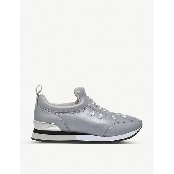 Tory Burch Woman Laney Crystal-embellished Leather Slip-on Sneakers White Size 8.5 Tory Burch Popular Online Safe Payment Purchase 1wUPt4RE1O