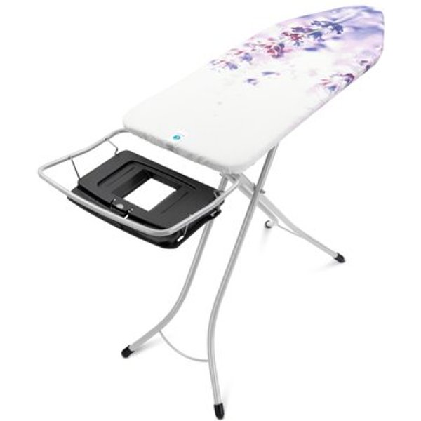 3. Foldable Steam Ironing Board with Unit Holder: £98.99, Wayfair