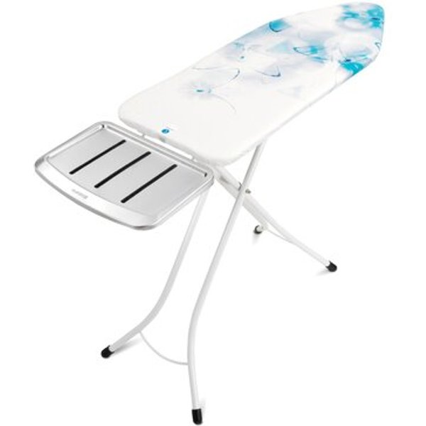 4. Steam Ironing Board with Stainless Steel Steam Unit Holder: £95.99, Wayfair