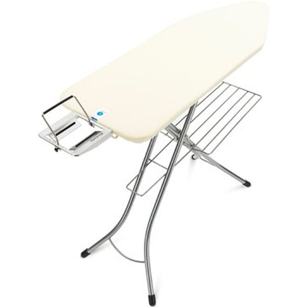 5. Steam Ironing Board with Iron Rest and Linen Rack: £91.99, Wayfair