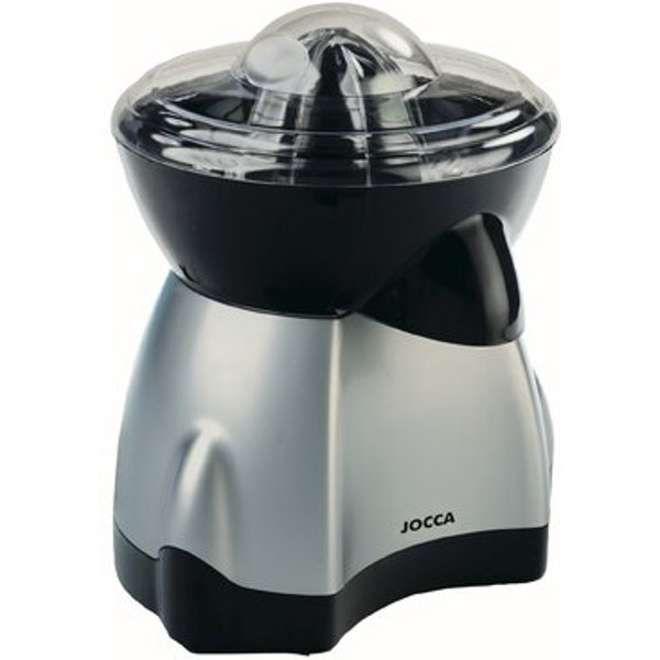 10. Electrical Juicer with Lid, Silver: £33.99, Wayfair