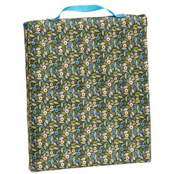1. Finchwood Felie Gardening Kneeler 100% Cotton / vinyl Coating Multi Coloure...: £17.99, Wayfair