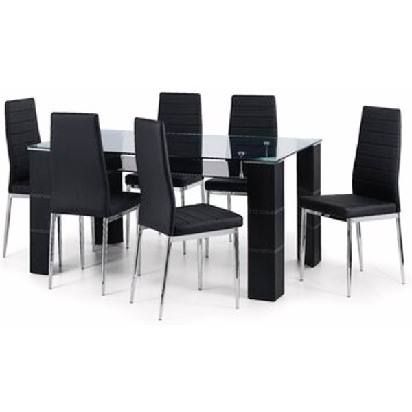 3. Wendover Dining Table and Chairs: £293.99, Wayfair