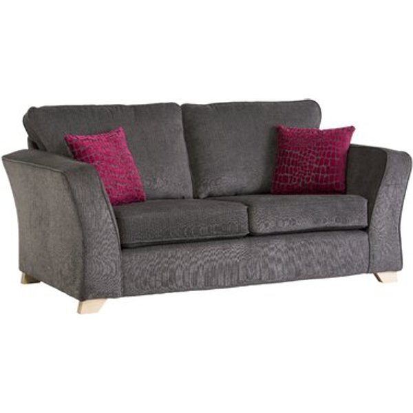 2. Casey 2 Seater Sofa, Brown: £509.99, Wayfair
