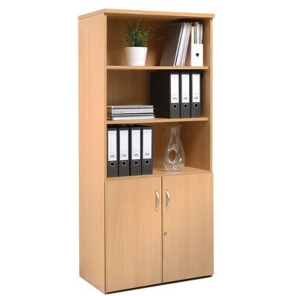 2. Limburg Tall Wide 179cm Standard Bookcase: £309.99, Wayfair