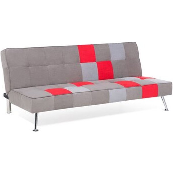 6. Olsker 3 Seater Sofa Bed, Gray: £289.99, Wayfair