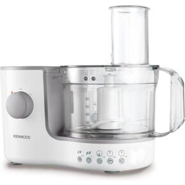 13. 1.4L Compact Food Processor, White: £46.99, Wayfair