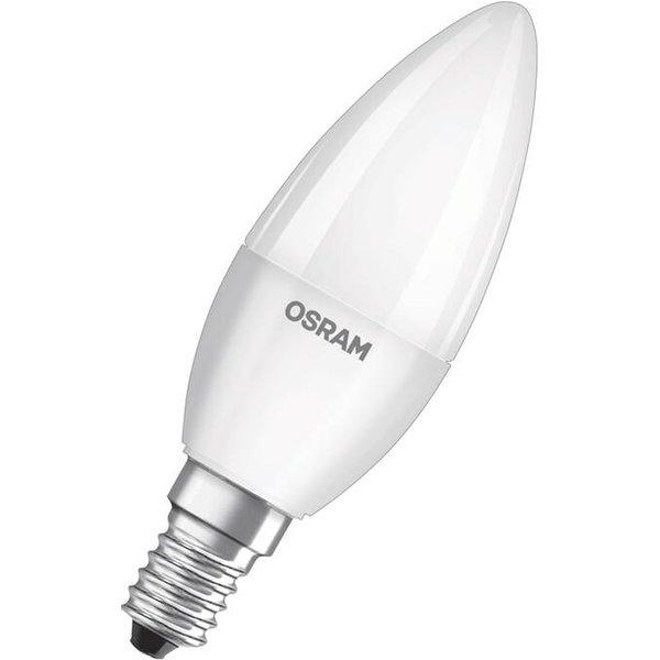 OSRAM 4 ampoules LED E27 Base Retro 9W mat 2700K
