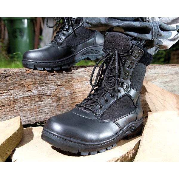 Brandit - Phantom Tactical - Boots - black