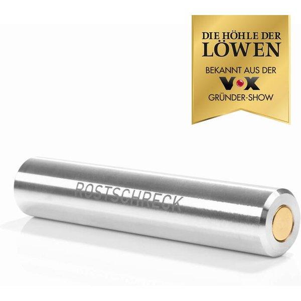 """Rokitta """"Rostschreck"""", Aluminium, aus """"Die Höhle der Löwen"""""""