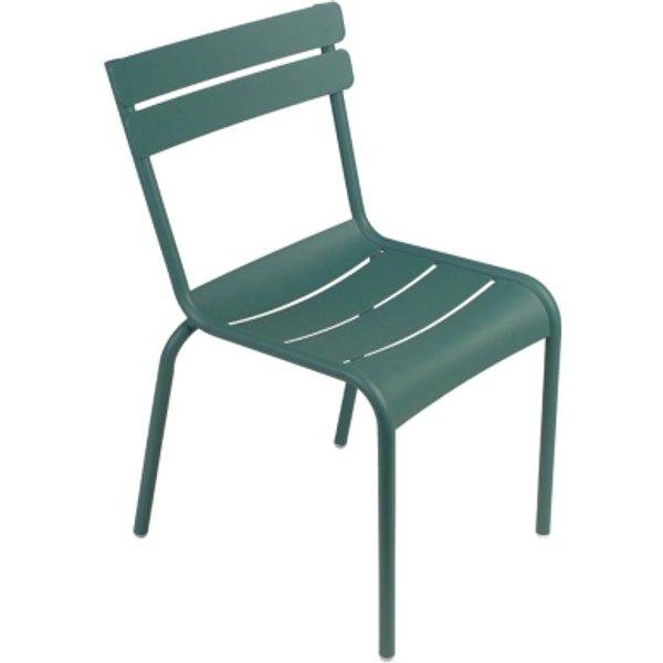 Lot de 2 chaises empilables FERMOB Luxembourg (410102)