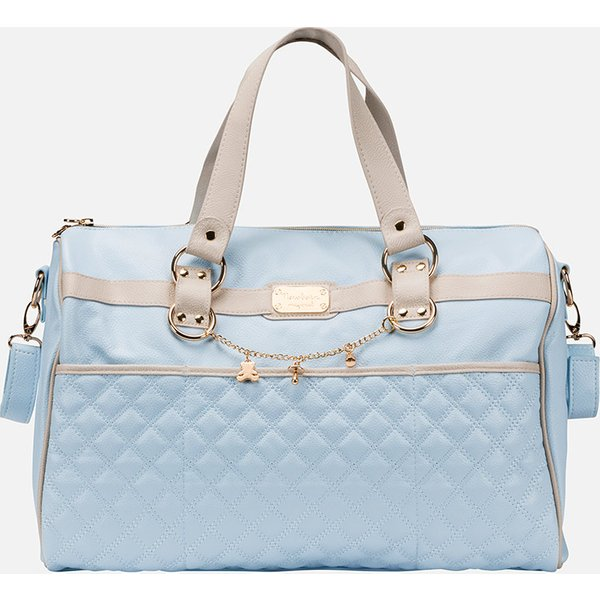 2. Leatherette changing bag with details Mayoral, Sky: £65.99, Mayoral