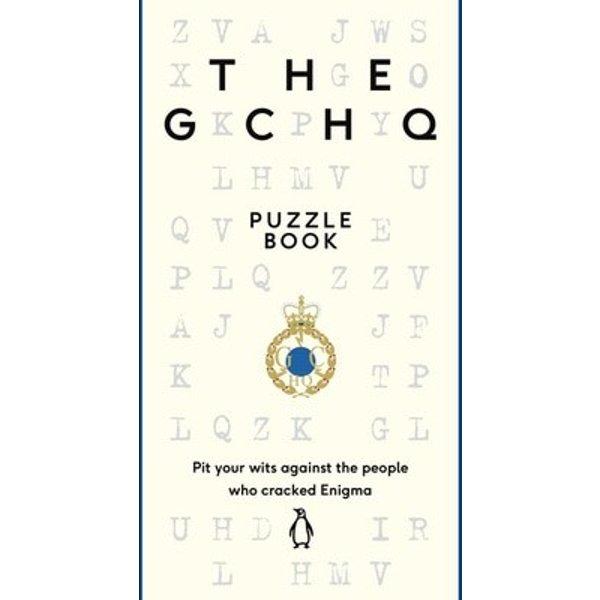 The Gchq Puzzle Book (Paperback)
