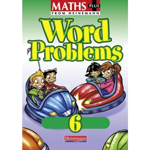 Maths Plus Word Problems 6 Pupil Book BOOK