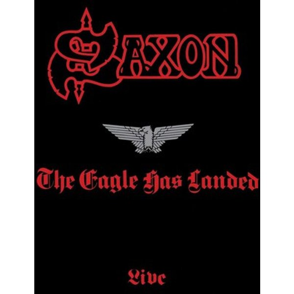 Saxon The Eagle Has Landed LP standard (9992609831)