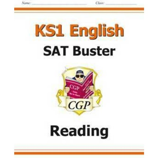 New KS1 English SAT Buster: Reading (for the 2017 tests and beyond) - [Livre en VO]