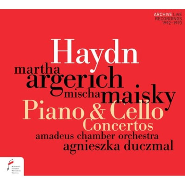Haydn.Piano & Cello Concertos