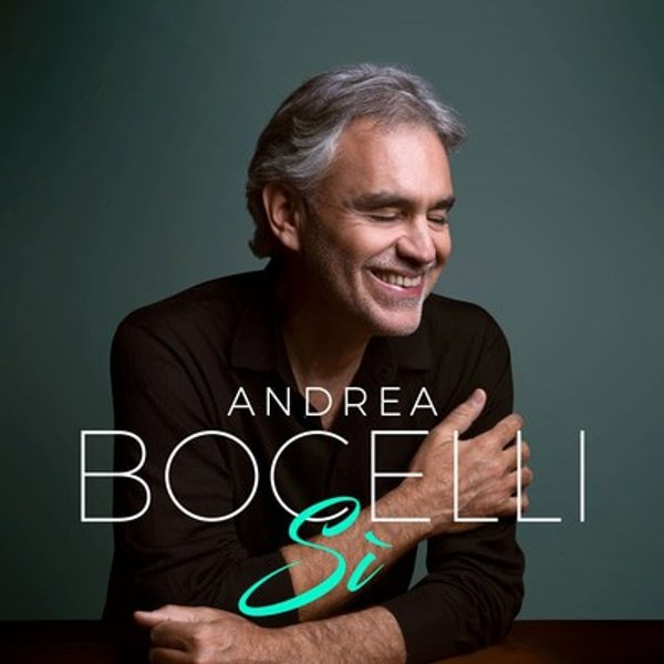 Andrea Bocelli - Si CD