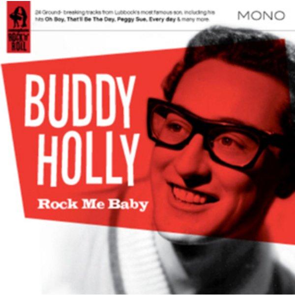 Rock Me Baby CD