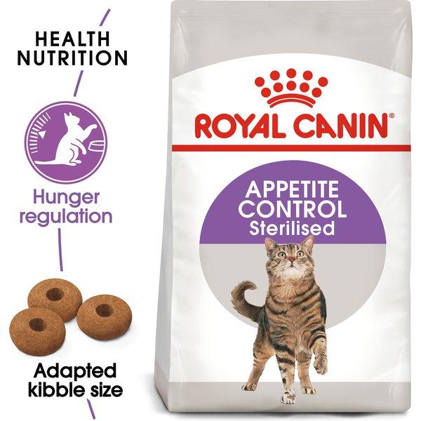 Royal Canin Katze Sterilised Appetite Control 400g
