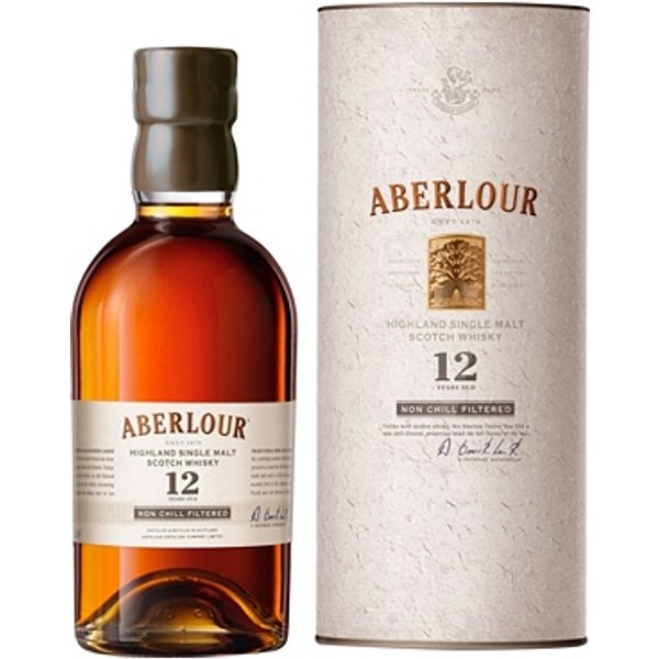 Aberlour 12-year-old Non Chilled Filtered Single Malt Whisky