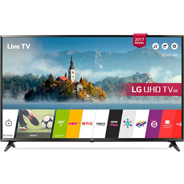 1. 60inch HDR 4K UHD LED SMART TV WiFi Freeview HD: £739, Electrical Discount UK