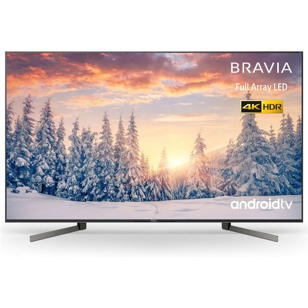 55inch 4K HDR LED SMART TV Twin Tuners WiFi (KD55XG9505BU)