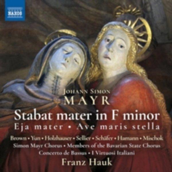 Stabat Mater Eja Mater Ave Maris Stella (8573781)