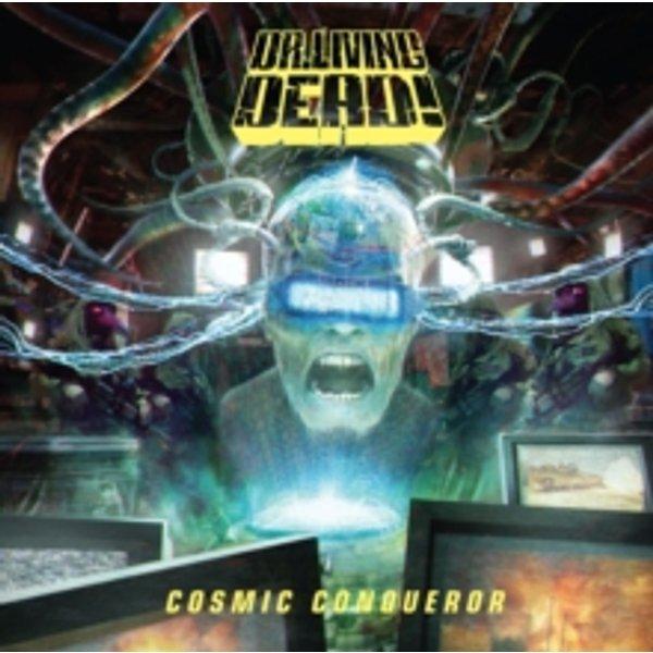 Dr. Living Dead Cosmic conqueror LP & CD standard