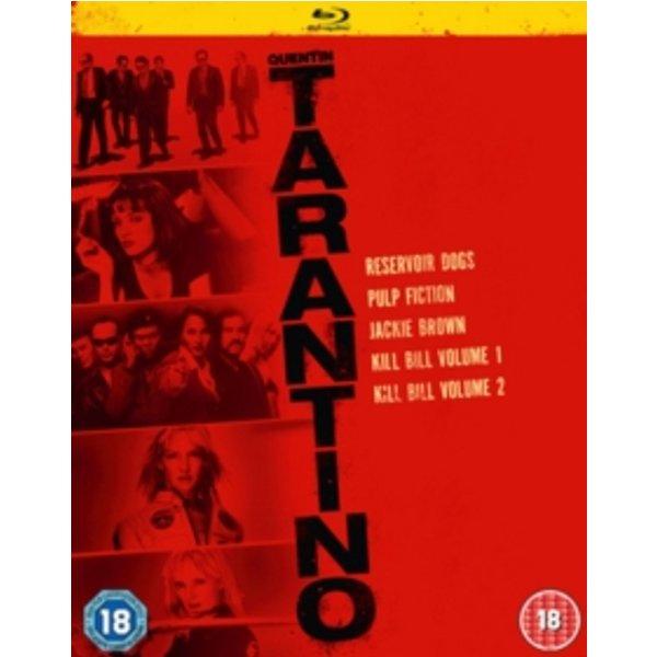Coffret Quentin Tarantino (MIRLGB95308)