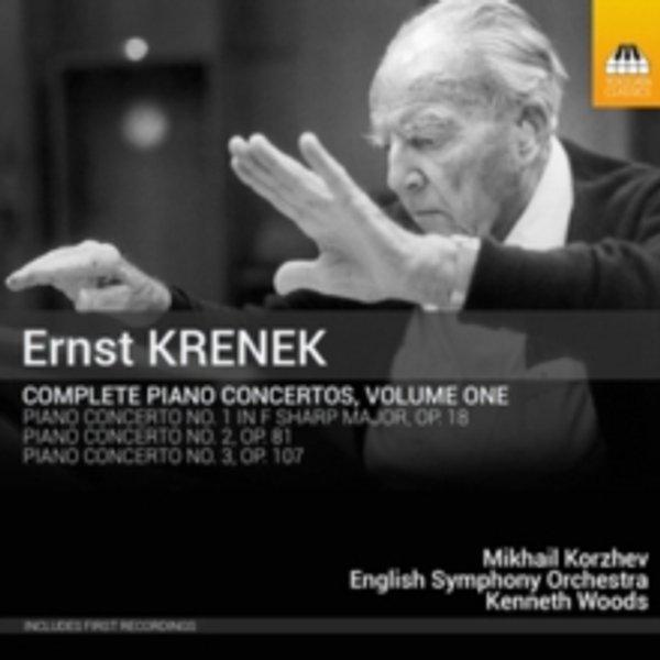 Sämtliche Klavierkonzerte Vol.1