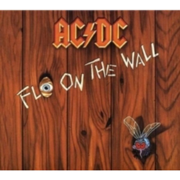 AC/DC Fly on the wall CD Standard (5107682)