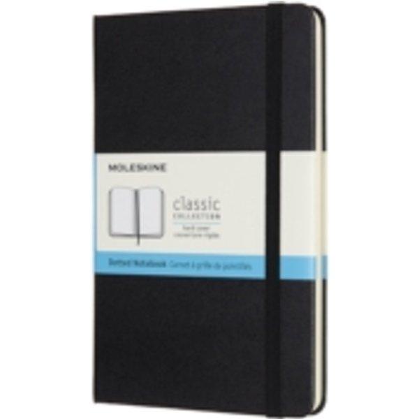 Moleskine Notizbuch Medium 11,5x18cm Punktraster Hardcover 104 Blatt s