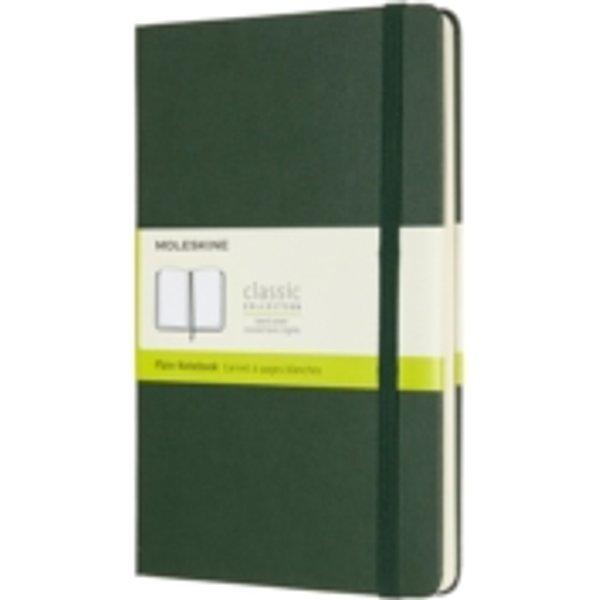 Moleskine Notizbuch Large/A5, Blanko, Myrtengrün