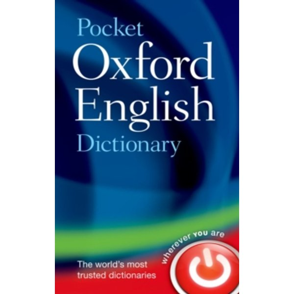 Pocket Oxford English Dictionary by Oxford Languages