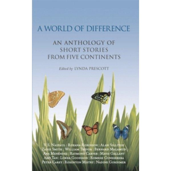 A World of Difference by Lynda Prescott