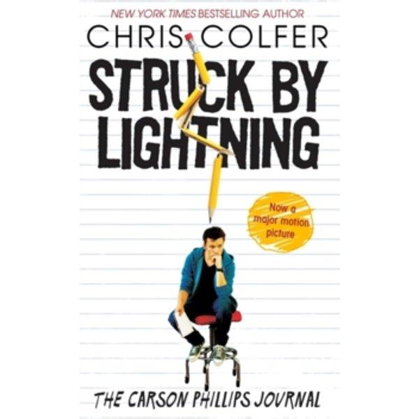 Colfer, Chris: Struck by Lightning