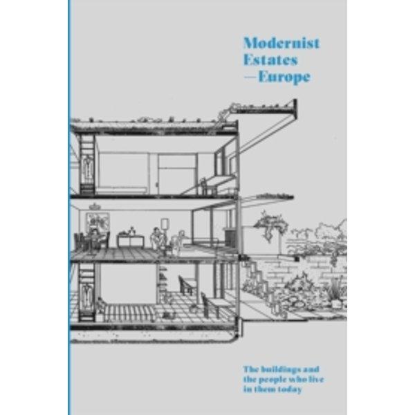 Orazi, Stefi: Modernist Estates - Europe