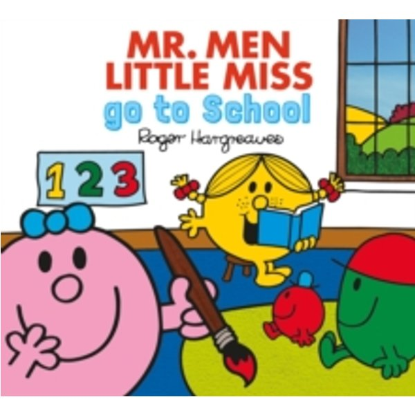 Mr Men go to School by Adam Hargreaves