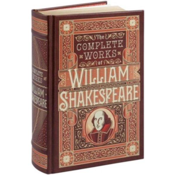 Shakespeare, W: Complete Works of William Shakespeare (Barne