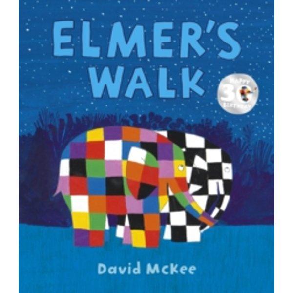 McKee, David: Elmer's Walk