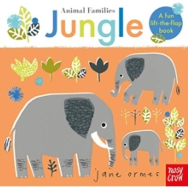 Animal Families: Jungle