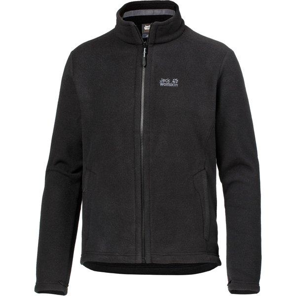 Jack Wolfskin Fleece jacket men Moonrise Jacket Men M black black